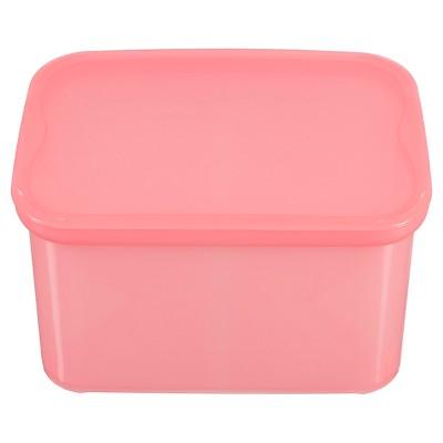 Plastic Bin Small Pink - Pillowfort™