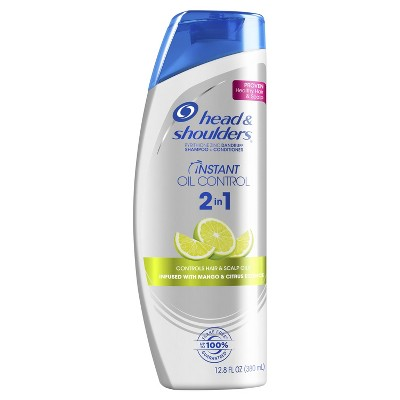 head u0026 shoulders instant oil control 2in1 shampoo u0026 conditioner 128oz