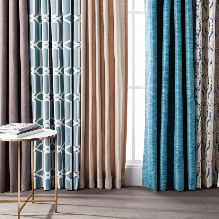 Image Result For Dark Turquoise Curtains