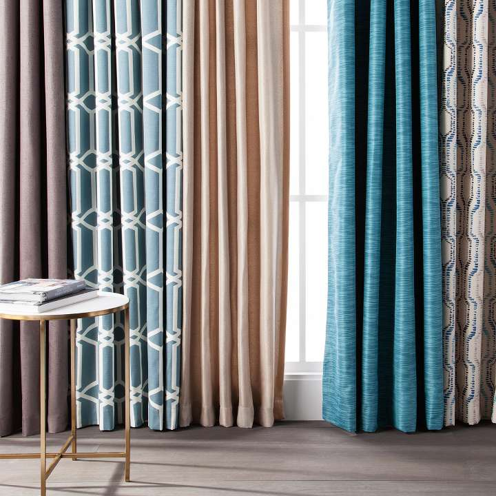 Curtains drapes target Curtains and blinds
