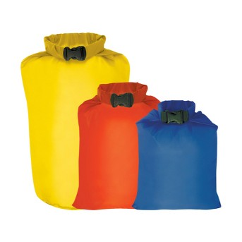 Outdoor Products All Purpose Dry Sacks - 3pk