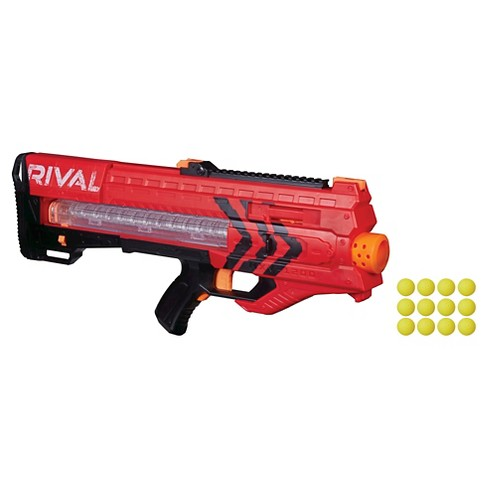 NERF Rival Zeus MXV-1200 (Red)