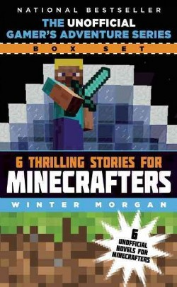 The Unofficial Gamer's Adventure Series (Paperback) by Winter Morgan