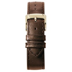 Speidel® Leather Replacement Watchband Fits 18mm - Brown