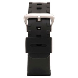 Speidel® Express Synthetic Replacement Watchband Fits  16mm - Black
