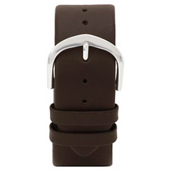 Speidel® Express Leather Replacement Watchband Fits 22mm - Brown