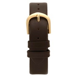 Speidel® Express Leather Replacement Watchband Fits 10mm - Brown