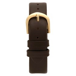 Speidel® Express Leather Replacement Watchband Fits 16mm - Brown