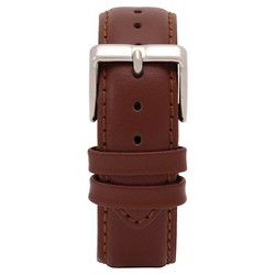 Speidel® Express Leather Replacement Watchband Fits 19mm - Brown