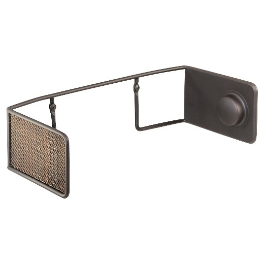 Wall Paper Towel Holder interdesign twillo wall mount paper towel holder - bronze (14