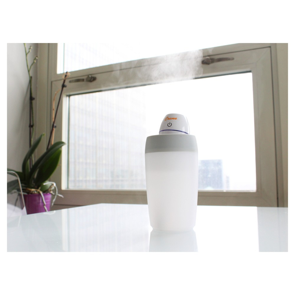 Crane Personal Cool Mist Humidifier - White