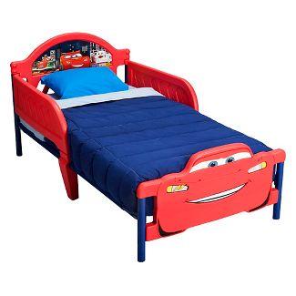 Delta Children 3 D Toddler Bed