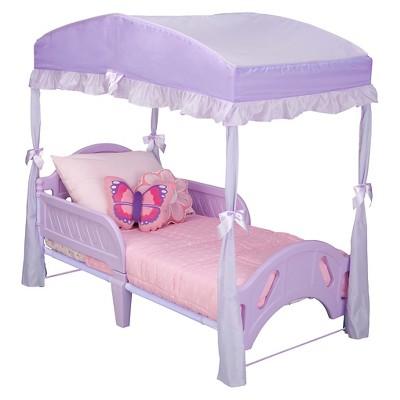 - Delta Children® Girls' Toddler Bed Canopy : Target