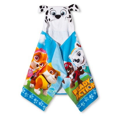 Hooded Towel Paw Patrol