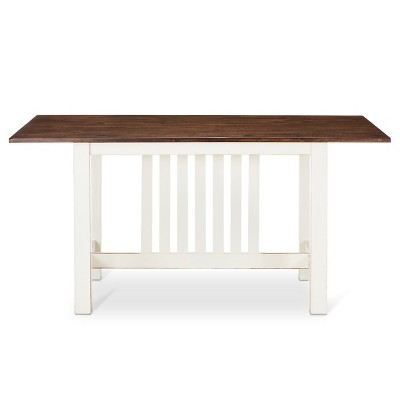 Davern Cottage 62  Dining Table - Off White