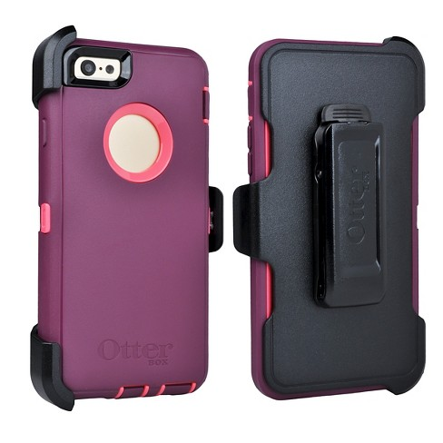 OtterBox® iPhone 6 Case Defender Cell Phone - Crushed Damson - image 1 of 2