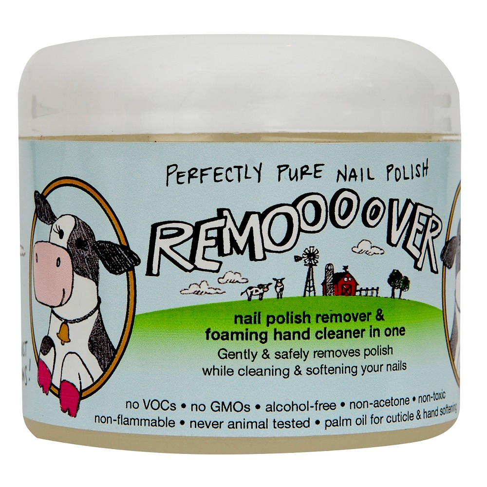 Piggy Polish Remoooover Nail Polish Remover Gel