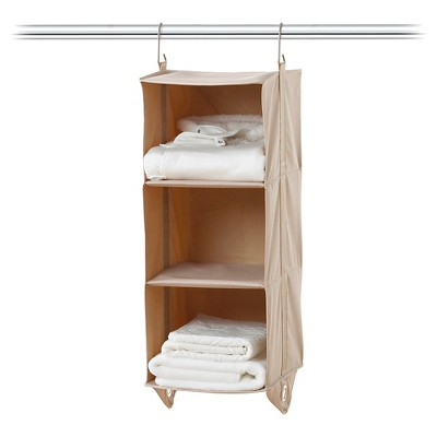Perfect Neatfreak! ClosetMAX System™ 3 Shelf Closet Organizer