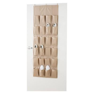 Neatfreak! closetMAX System™ Over the Door 24 Pocket Shoe Organizer