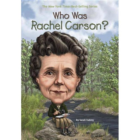 Who Was Rachel Carson? (Paperback) (Sarah Fabiny) - image 1 of 1