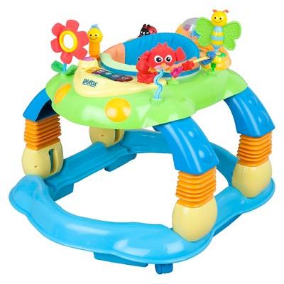 Delta Children® Lil' Play Station II 3-in-1 Activity Walker - Blue