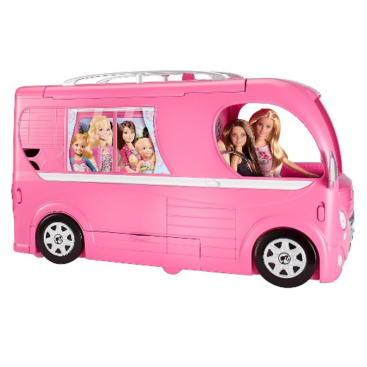 Barbie Pop Up Camper Tar