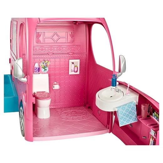 Barbie Pop Up Camper Target