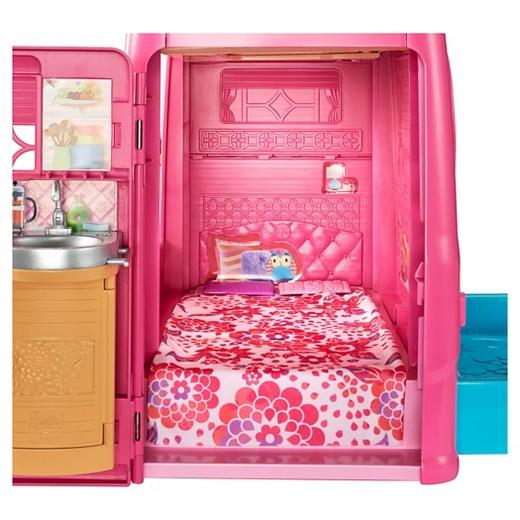 Barbie Pop-Up Camper : Target