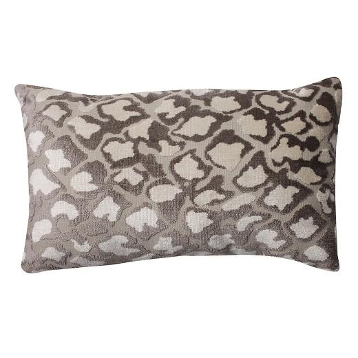 Target Coastal Throw Pillows : Pillow Perfect Swagger Beach Rectangular Throw Pillow - 18.5x11.5