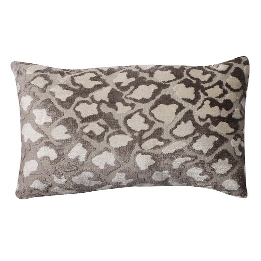 Pillow Perfect Swagger Beach Rectangular Throw Pillow - 18.5x11.5