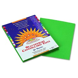 """Paper 9"""" X 12"""" SunWorks Green"""