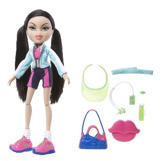 Bratz Fierce Fitness Doll, Jade