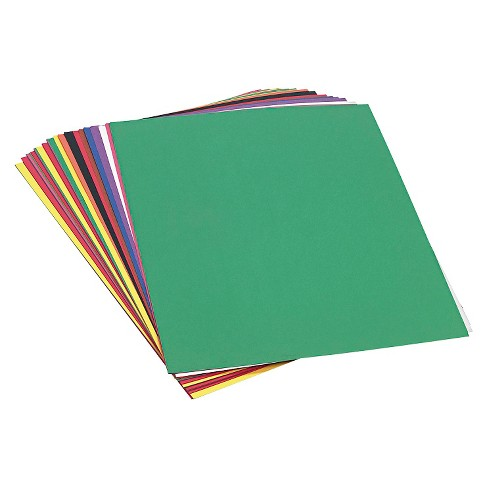 SunWorks® Construction Paper, 58 lbs, 18 x 24, Assorted, 50 Sheets Per Pack) - image 1 of 1
