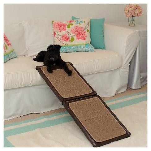 Gen7Pets Mini Indoor Carpet Pet Ramp : Target