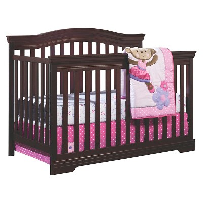Broyhill Kids Bowen Heights 4-in-1 Convertible Crib - Cherry