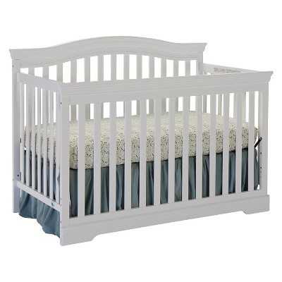 Broyhill Kids Bowen Heights 4-in-1 Convertible Crib - White