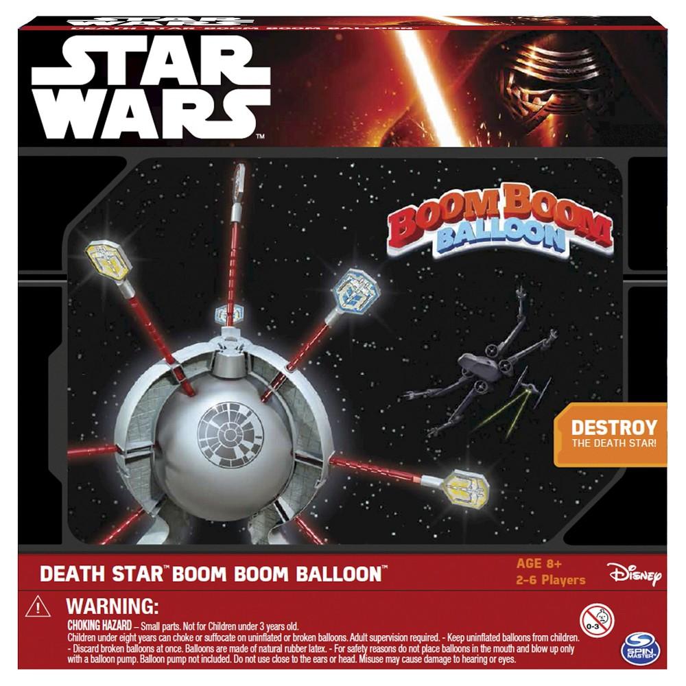 Star Wars Death Star Boom Boom Balloon Game