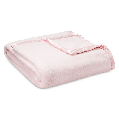 Solid Bed Blanket (King)Pink - Simply Shabby Chic™