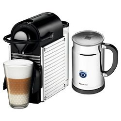 nespresso citiz milk espresso machine black target. Black Bedroom Furniture Sets. Home Design Ideas