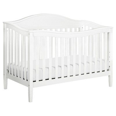 DaVinci Laurel 4-in-1 Convertible Crib White