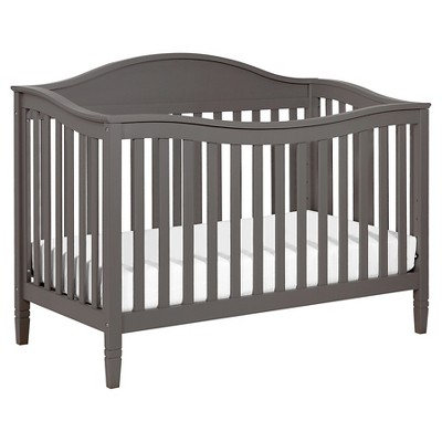 DaVinci Laurel 4-in-1 Convertible Crib - Slate
