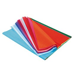 Pacon® Spectra Art Tissue, 10 lbs., 20 x 30, 20 - Multi-Colored (20 Sheets Per Pack)