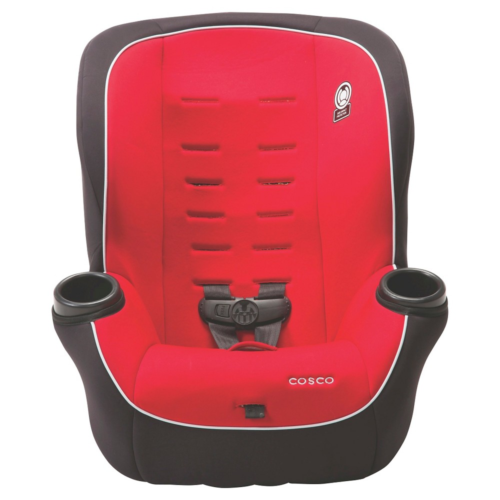 Cosco Apt 50 Convertible Car Seat - Vibrant Red