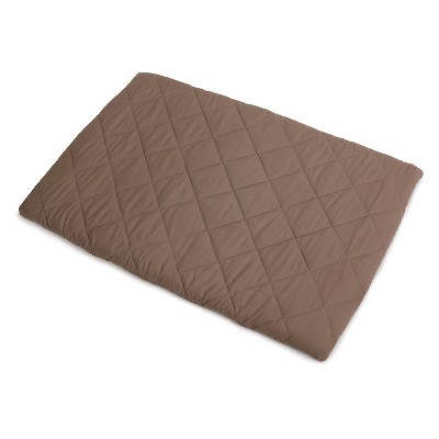 Graco® Quilted Pack 'n Play Playard Sheet - Brown