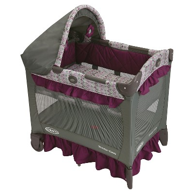 Graco Travel Lite Crib - Nyssa
