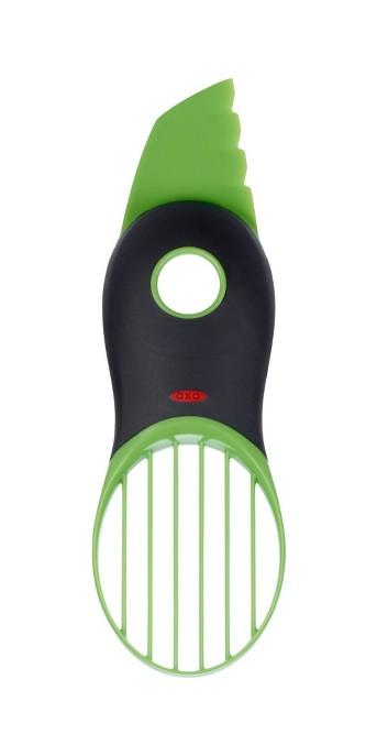 OXO 3In1 Avocado Slicer Green