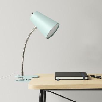 LED Clip Table Lamp Mint (Includes Energy Efficient Light Bulb) - Room Essentials™