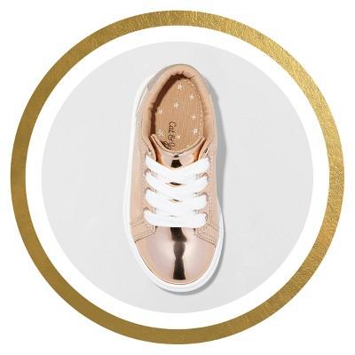 Cat & Jack™ - Toddler Girls' Irene Low Top Sneakers