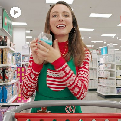 Erin the gifting enthusiast. Video