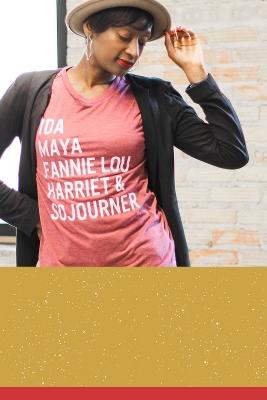 Well Worn Women's Short Sleeve Heroes T-Shirt - Burgundy